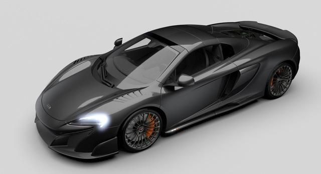 McLaren MSO 675LT Carbon Series - Leichtigkeit, die man sieht