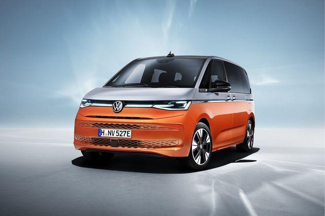 VW Multivan   - Der Golf-Bus