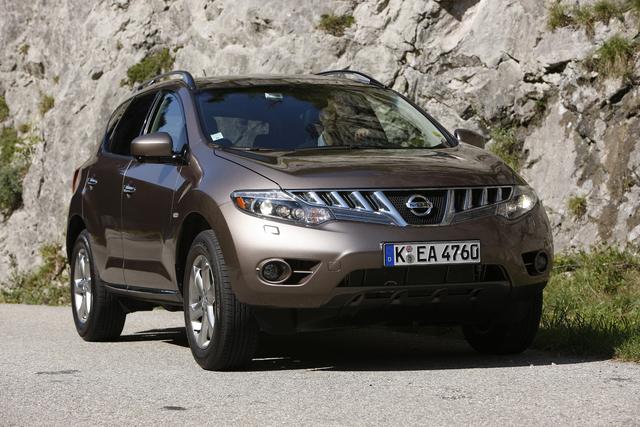 Nissan Murano kommt mit sparsamem Diesel