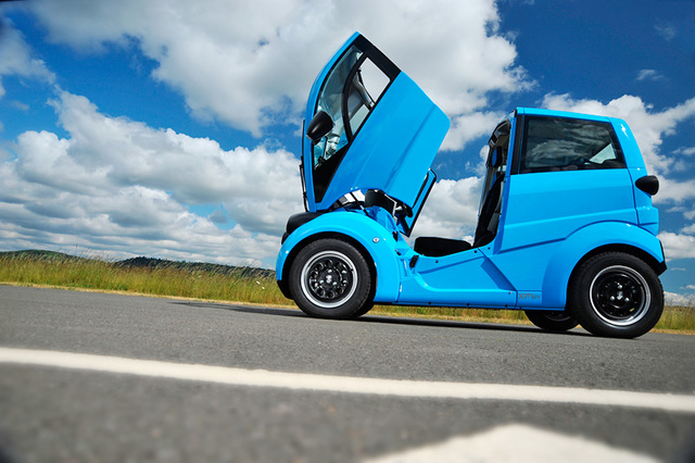 Murray T.27 EV - Elektroauto mit Formel 1-Genen