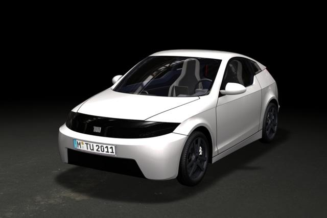 Neues E-Auto Mute - Der Trick mit der Reserve-Batterie