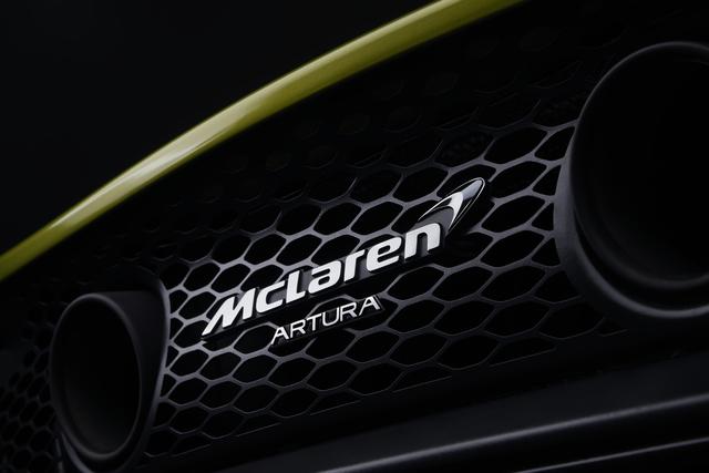 Hyper-Hybrid McLaren Artura - Endlich elektrisch