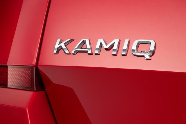 """Skoda Kamiq  - Noch einer mit """"K"""" und """"Q"""""""