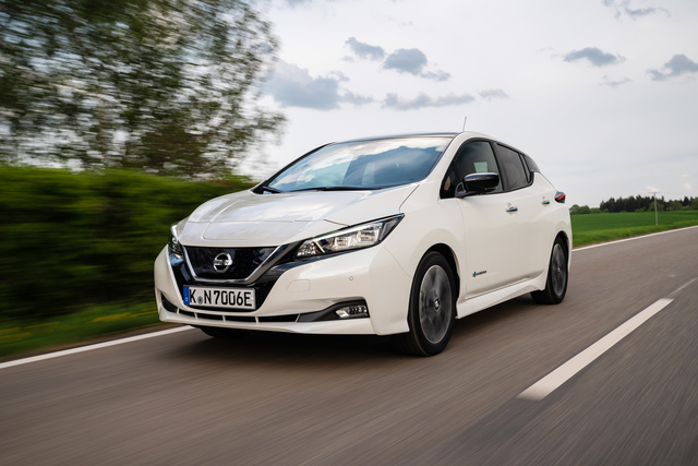 Test: Nissan Leaf - Ein Weltbestseller mit Deutschland-Problem