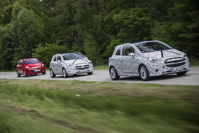 Testfahrt mit dem nächsten Opel Corsa - Unterwegs in geheimer Mission (Kurzfassung)