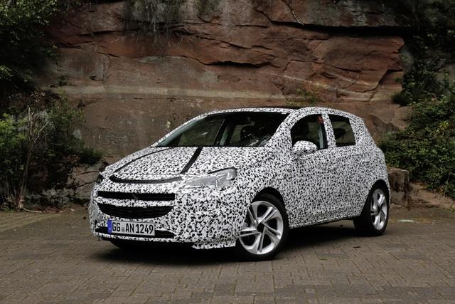 Erste Ausfahrt mit dem nächsten Opel Corsa - Triple für den Bestseller