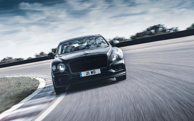Bentley Flying Spur - Der Tradition verpflichtet