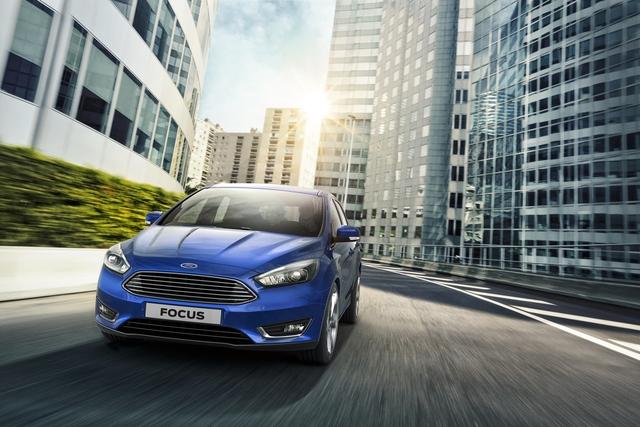Ford Focus ST Diesel - Sportlich sparen