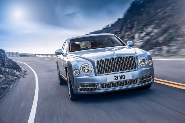 Bentley Mulsanne  - Nobel geliftet (Vorabbericht)