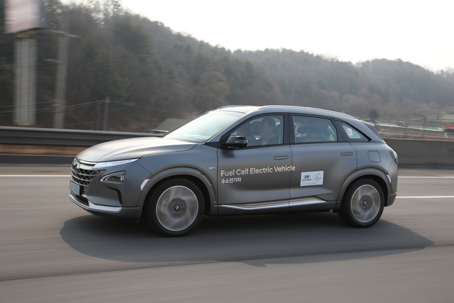 Hyundai Nexo - Bonustauglich