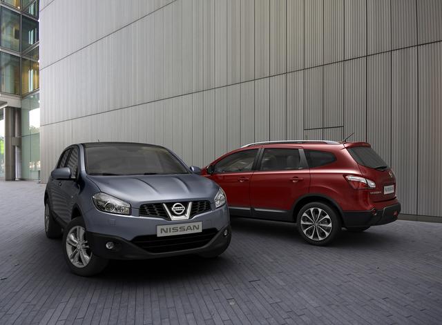 Nissan Qashqai: Erste Modellpflege des SUV (Vorabbericht)