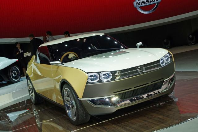 Nissan IDx Konzept - Konkrete Pläne für Retro-Schlitten