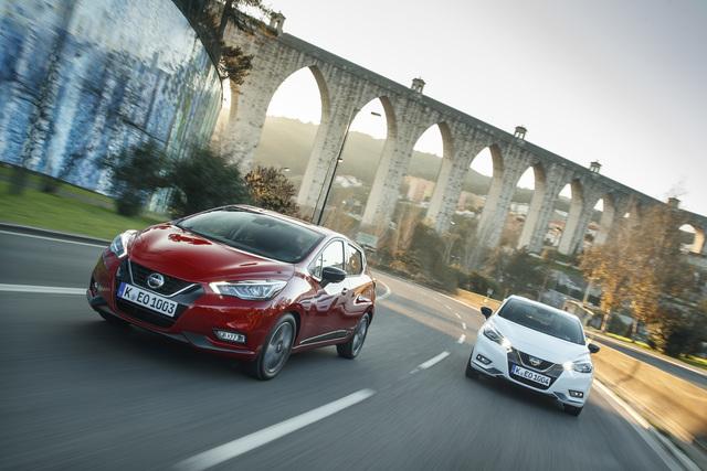 Nissan Micra - Neue Benziner und Sport-Optik
