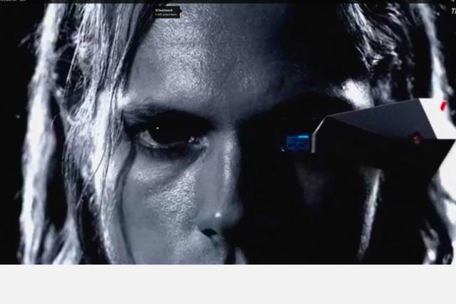 Nissan zeigt Google-Glass-Alternative - Datenbrille für Autofahrer