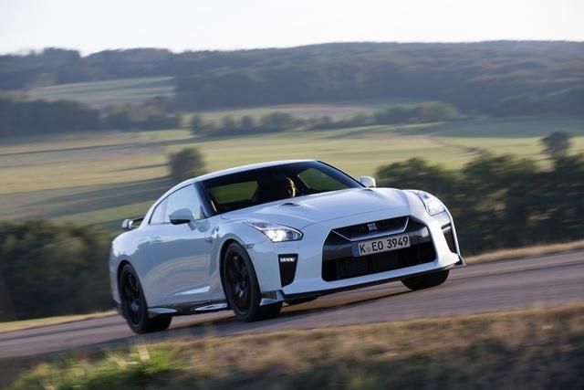 Nissan GT-R Track Edition - Nachgeschärft