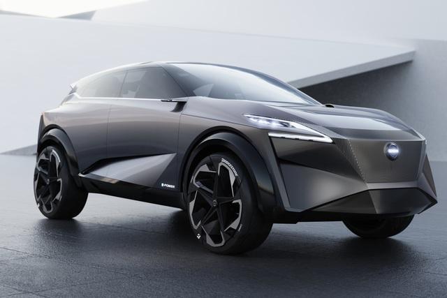 Nissan IMQ Concept - Crosser Ausblick