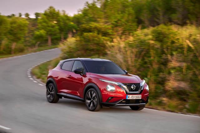 Test: Nissan Juke - Schön schräg