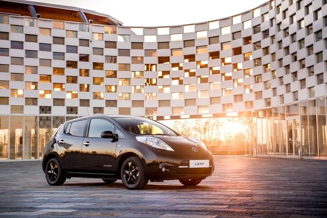 Nissan Leaf Black Edition - Unauffällig besonders