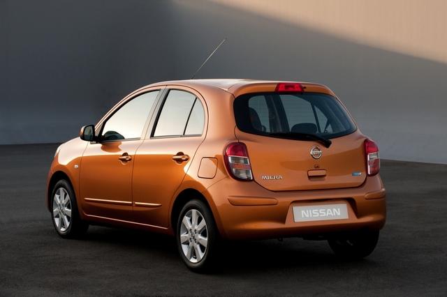 Vierte Generation des Nissan Micra startet im März