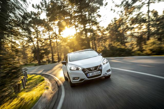 Fahrbericht: Nissan Micra - Ein bisschen mehr Power