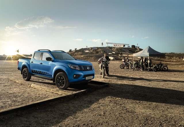 Nissan Navara - Etwas mehr Ausstattung für den Pick-up