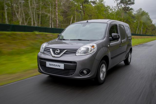 Test: Nissan NV250 - Stifte und Ladung willkommen