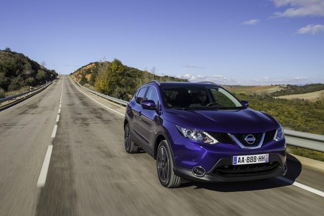 EuroNCAP-Crashtest - Fünf Sterne für Nissan Qashqai