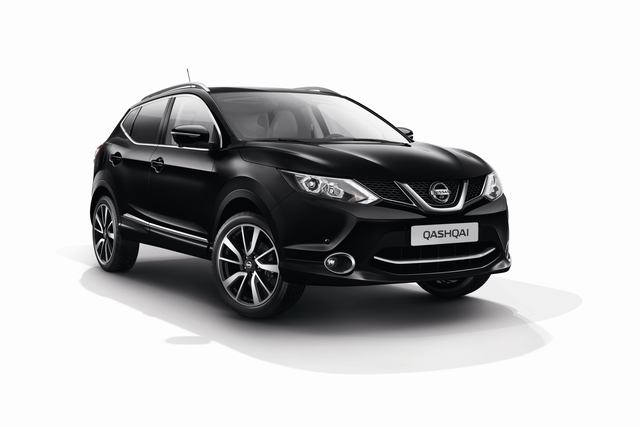 Sondermodelle für den neuen Nissan Qashqai - Zum Start limitiert