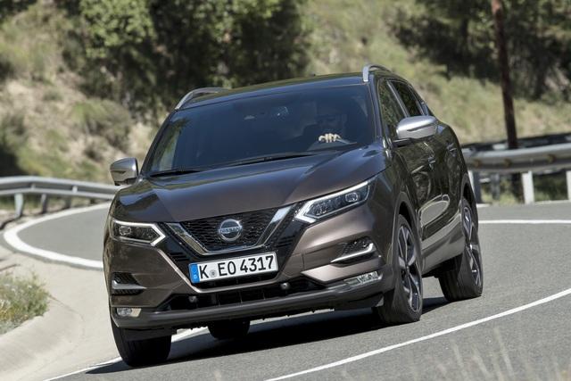 Fahrbericht: Nissan Qashqai 1.3 DIG-T - Neuer Vortrieb, neue Verbindung