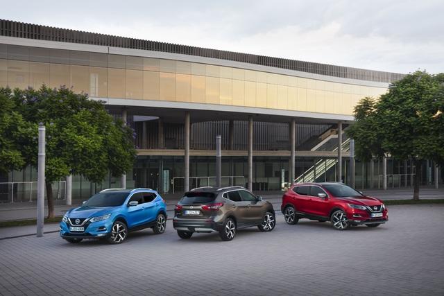 Neue Benzinmotoren für Nissan Qashqai - Mal mehr, mal weniger Hubraum