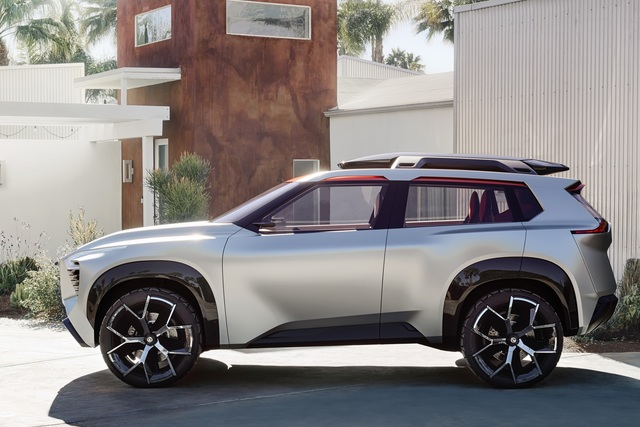 Nissan XMotion Concept - Kompakte SUV-Zukunft