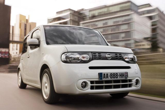 Nissan und der starke Yen - Aus für Cube und Tiida