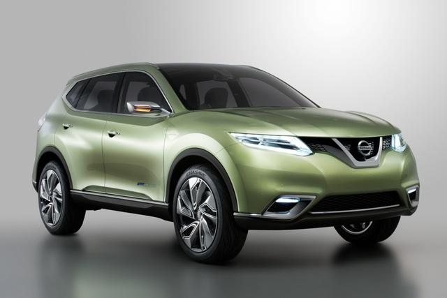 Nissan-Crossover in Genf - Abseits ausgefahrener Wege