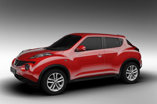Nissan veröffentlicht detaillierte Preise für den Juke