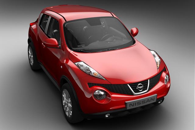 Nissan Juke: Auffallen ab 16.990 Euro