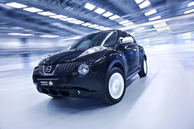 Nissan Juke-Sondermodell - Crossover mit Hausmusik