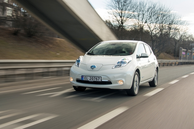 Nissan Leaf - Batterie-Garantie auch für alte Modelle