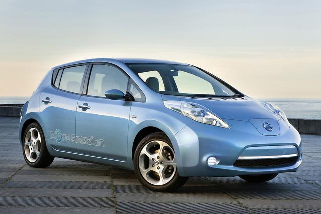 Nissan Leaf - Spätstart für den Elektropionier