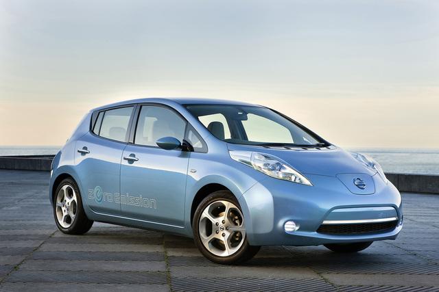 Nissan Leaf - Das Erste von vielen Elektromobilen