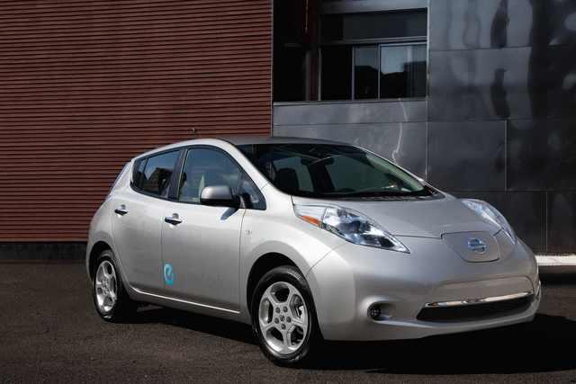 Euro NCAP-Crashtests - Fünf Sterne für Elektro-Nissan