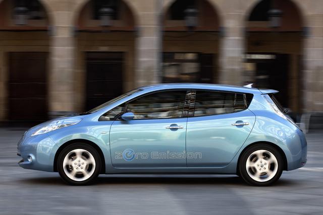 Nissan Leaf bis Ende 2010 ausverkauft
