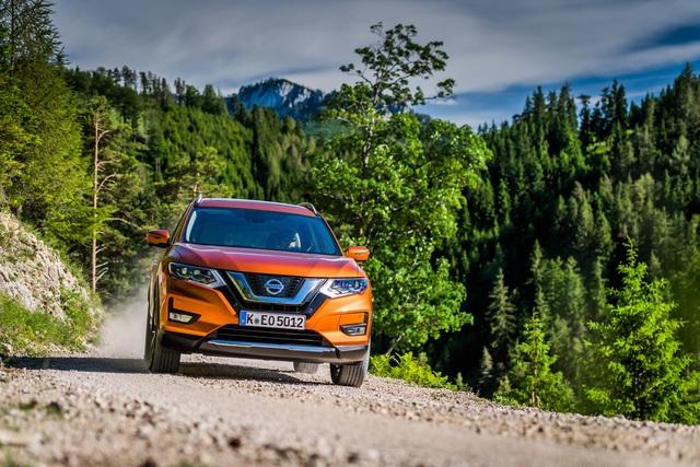 Fahrbericht: Nissan X-Trail 1.6 DIG-T - Da fehlt noch was