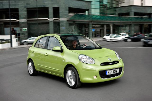 Nissan Micra - Kleinwagen mit Starter-Bonus