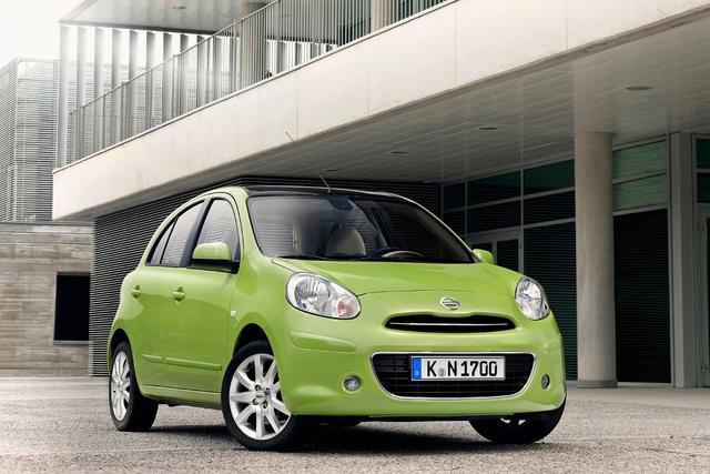 Nissan Micra - Kleines Weltauto (Vorabbericht)