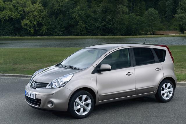 Nissan Note: Preise gesenkt