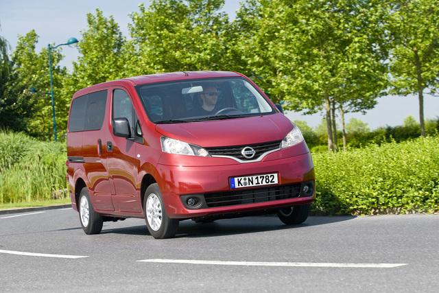 Nissan - Mit Vollgas in den Nutzfahrzeugmarkt