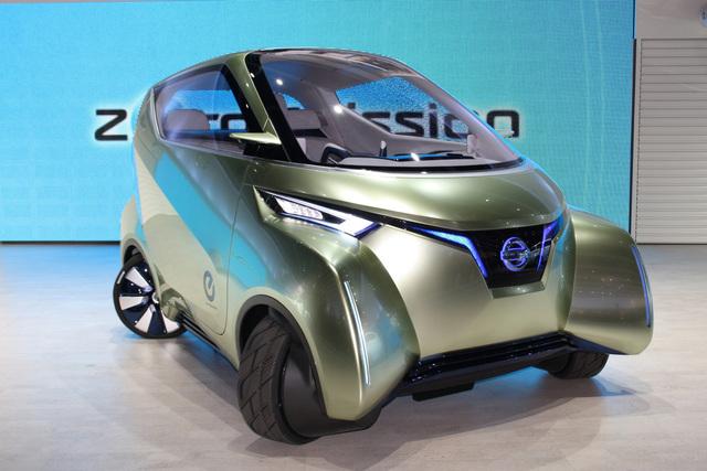 Nissan Pivo 3 - Parkplatzsuche ade