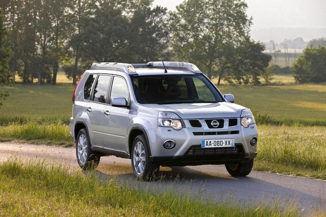 Nissan X-Trail-Sondermodell - Sieht alles und kennt den Weg