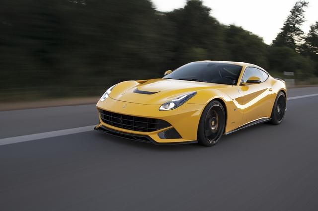 Tuning für den Ferrari F12 Berlinetta -  Noch schneller
