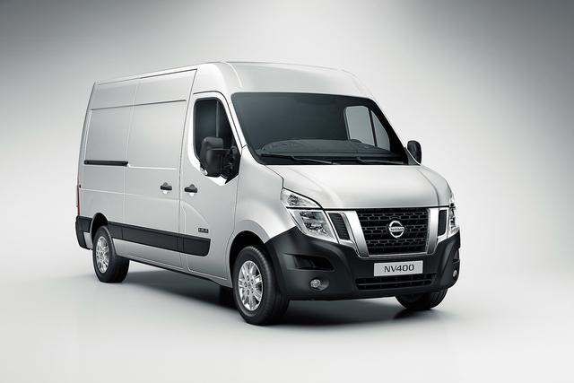Nissan-Lieferwagen - Neu und bald auch elektrisch